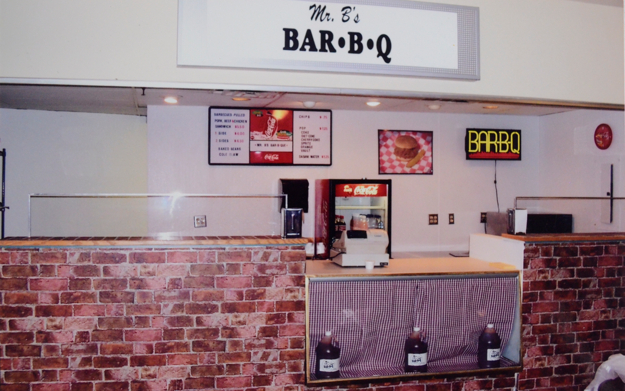 Mr. B Food Stand